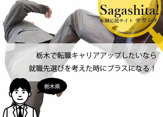 栃木で転職キャリアアップしたいなら就職先選びを考えた時にプラスになる!